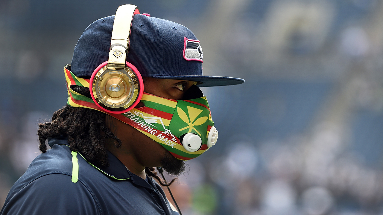 The story behind Marshawn Lynch's unique high-altitude training ...