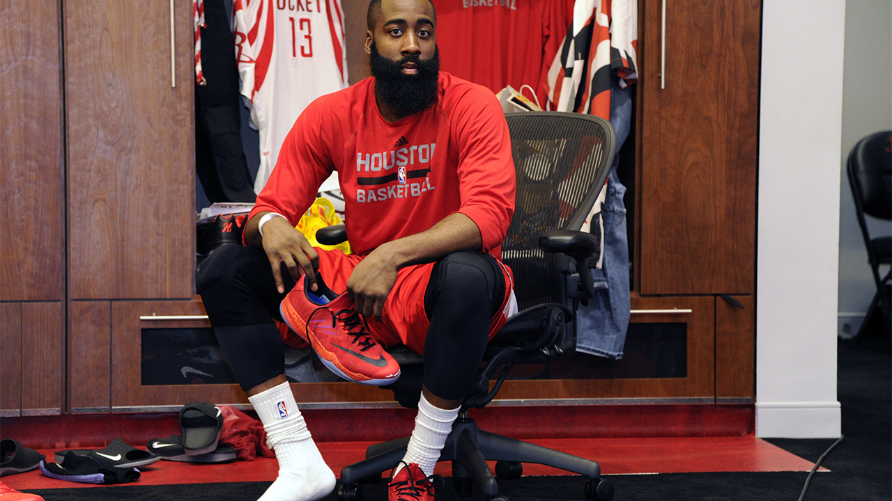 8d6fe4411f8b James Harden  Adidas offers Rockets G  200 million to leave Nike ...
