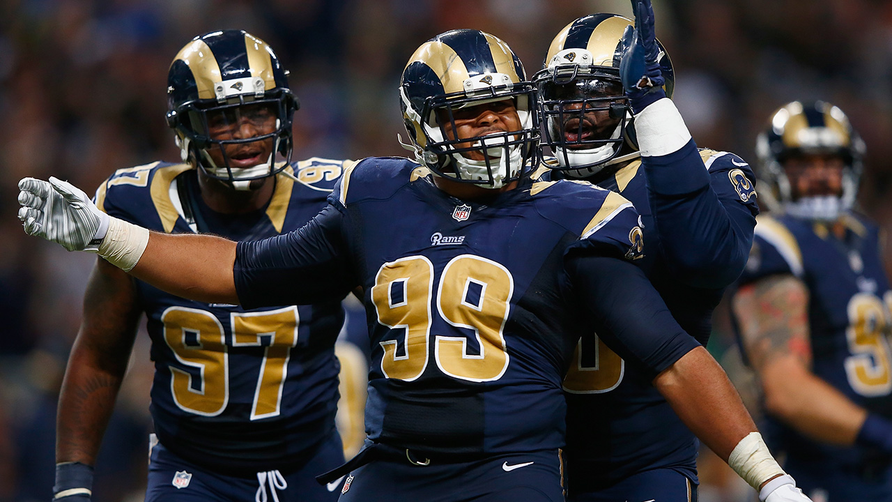 What makes Rams defensive tackle Aaron Donald so dominant