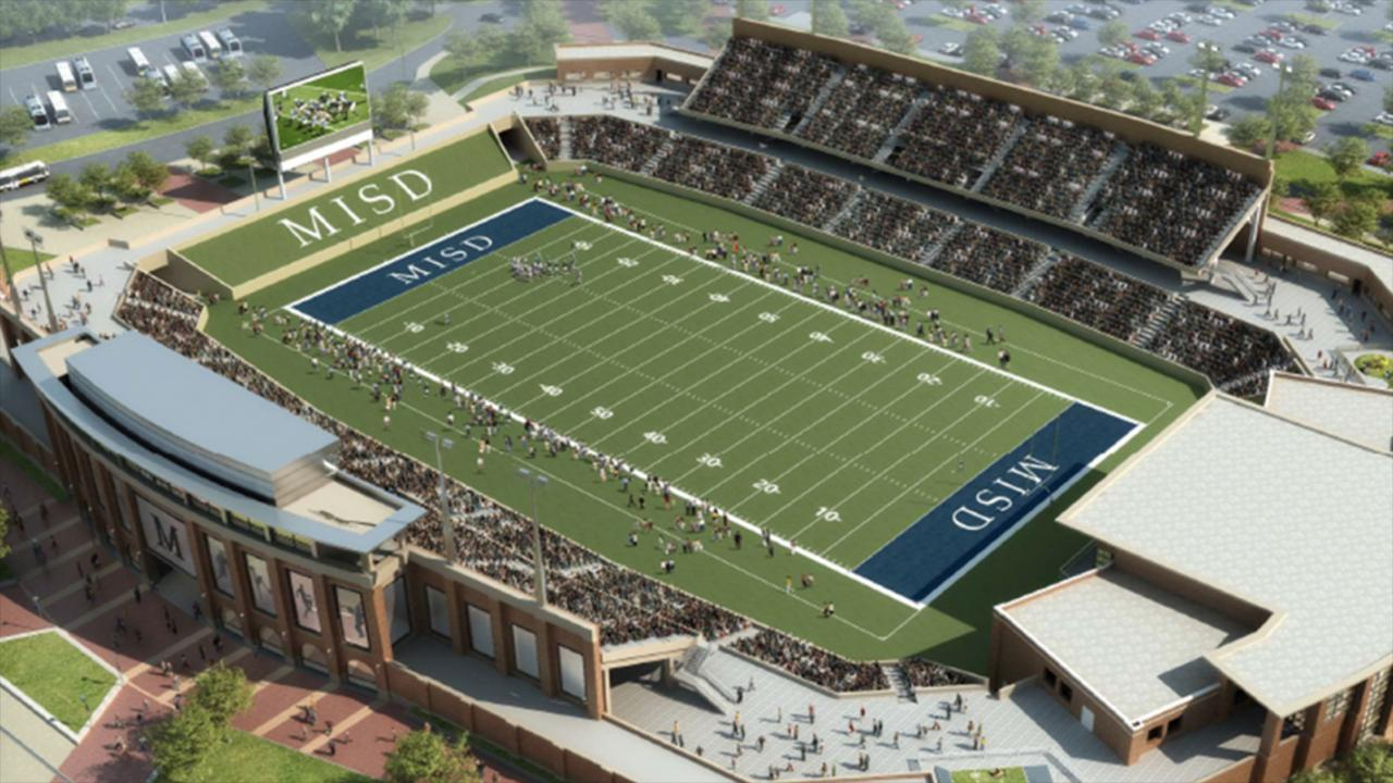 High School Football Stadiums Biggest In The US Built In Texas - 10 of the worlds oldest active sports stadiums