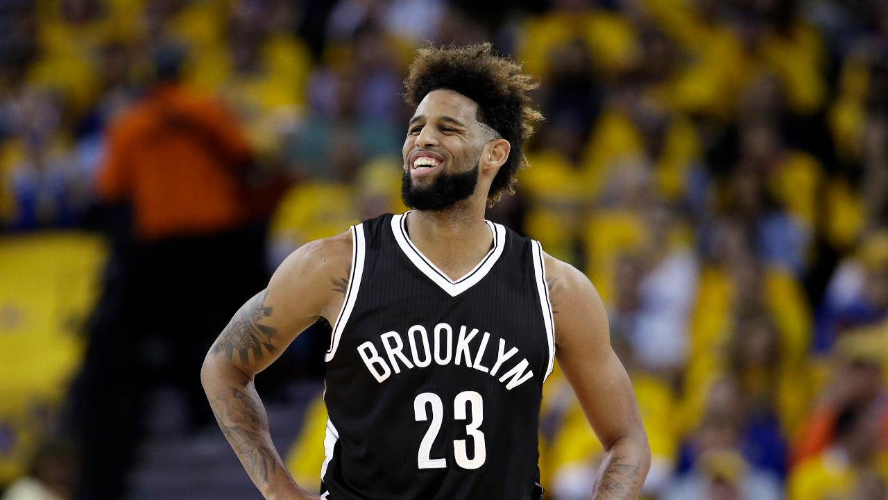 Image result for allen crabbe nets