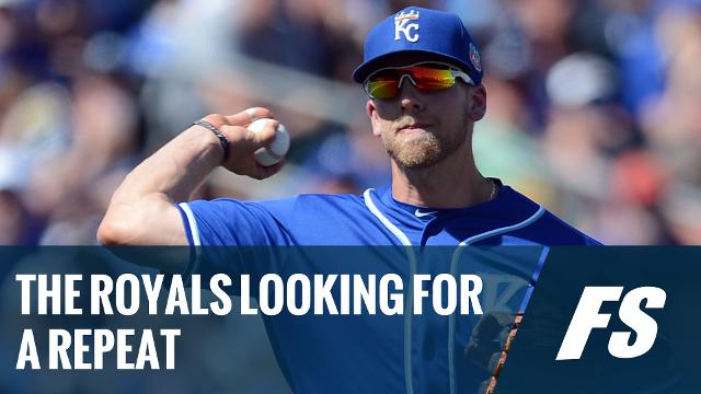 c27df4009d9 KC Royals To Wear Commemorative Cap On Opening Day