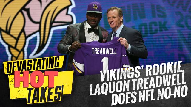 Laquon Treadwell wears Raiders hat 2bd2df07e