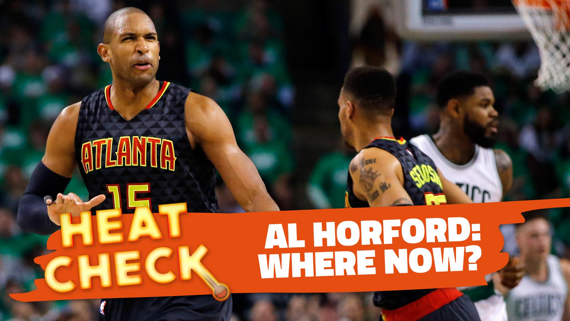 Hibbert and no 6 seed hawks al horford are two of the best centers - Hibbert And No 6 Seed Hawks Al Horford Are Two Of The Best Centers 12