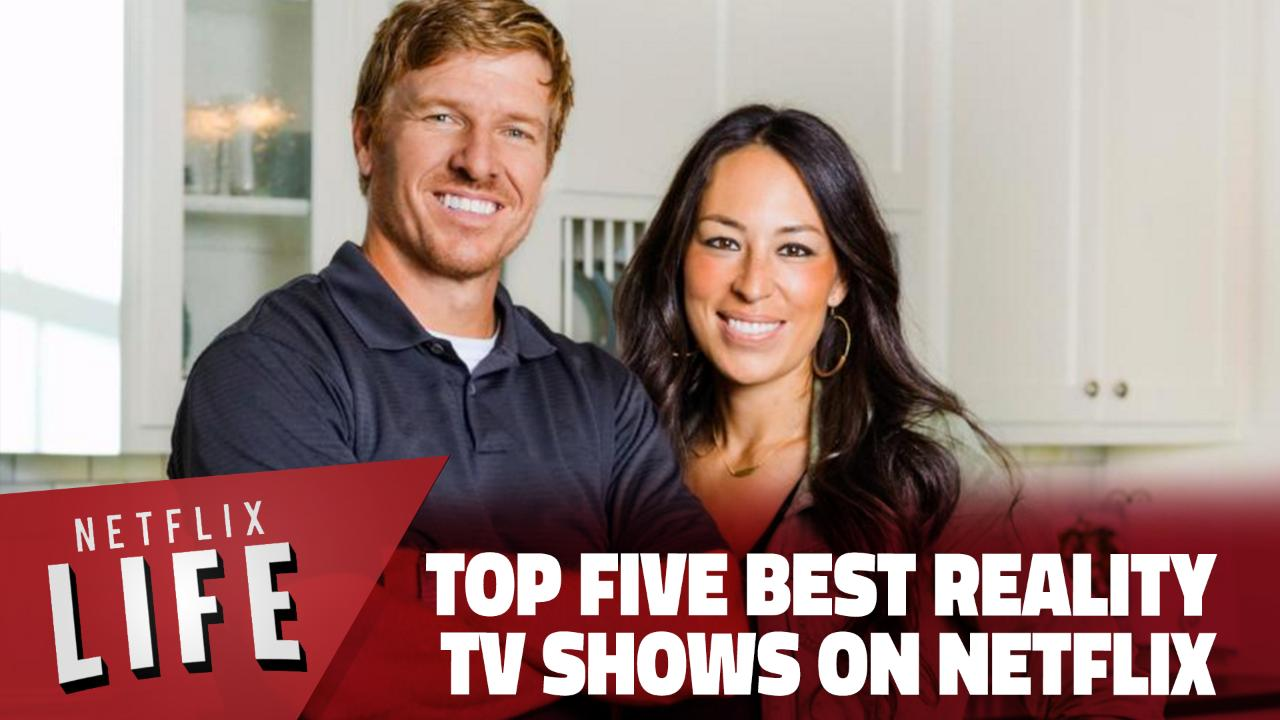 best reality shows on netflix reality tv october 2017 - Tv Shows Like House